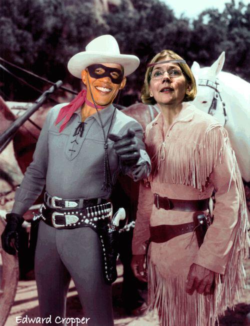 Warren and Obama