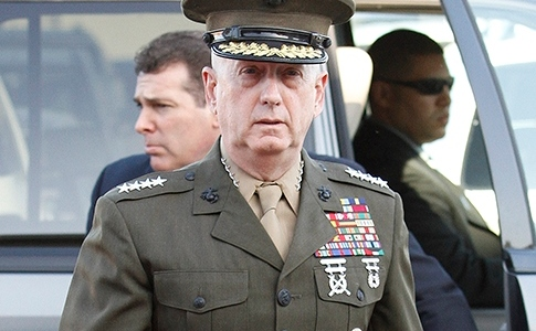 "U.S.M.C General ""Mad Dog"" Mattis"