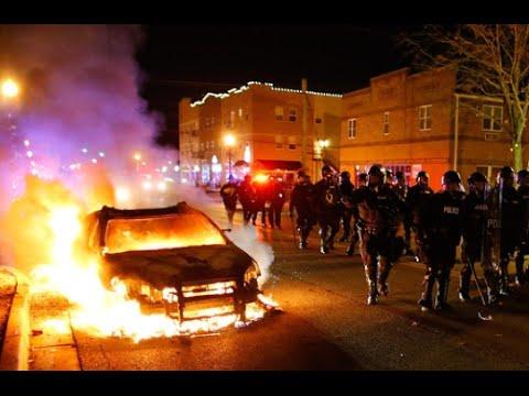 """black lives matter"" riots, Photo: ulstermanbooks.com"