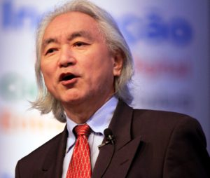 Physicist Michio Kaku, one of the developers of the string theory...Photo: swrc.com