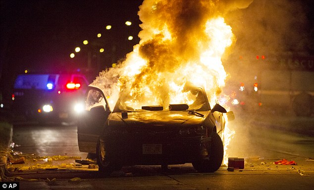 Milwaukee Burns, Photo: dailymail