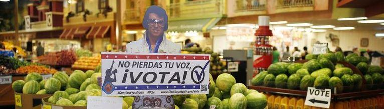 spanishvotesign