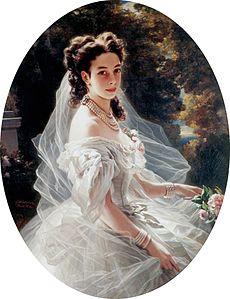 Pauline_Sándor,_Princess_Metternich,_by_Franz_Xavier_Winterhalter